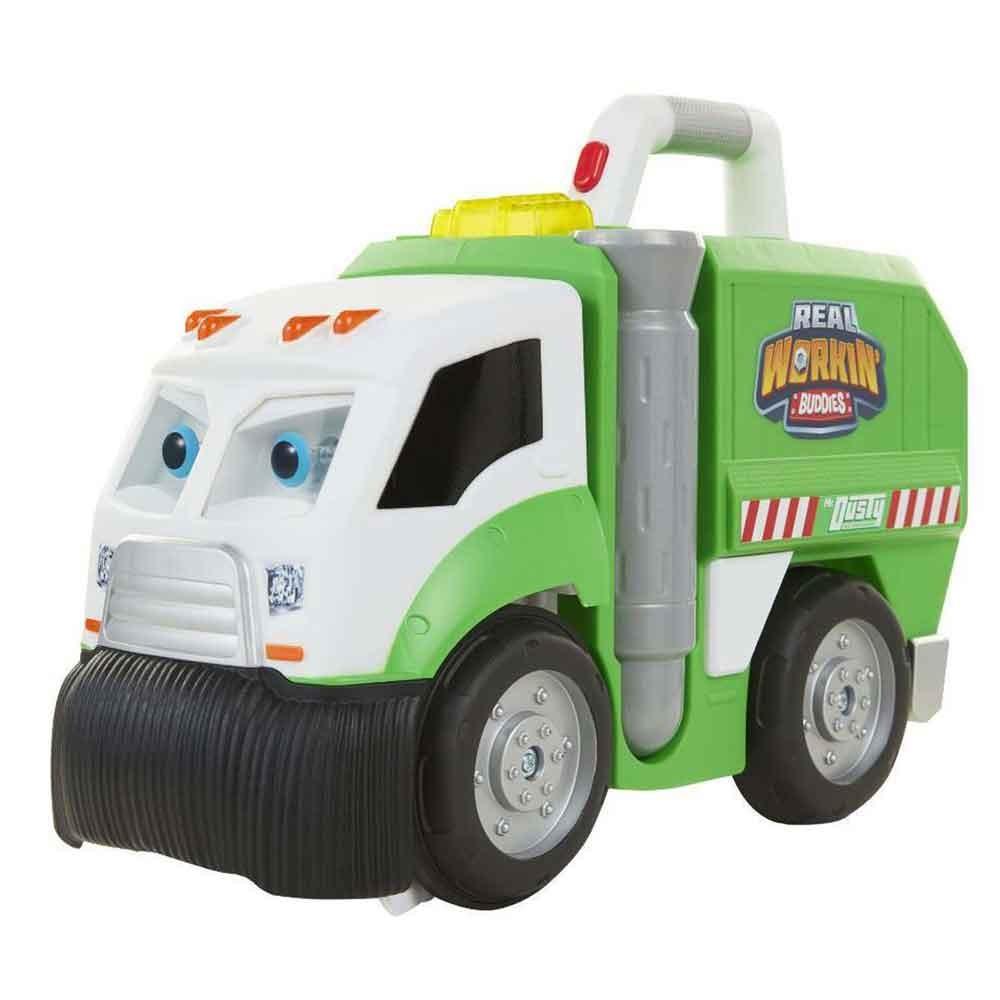 Dusty kamion za čiščenje
