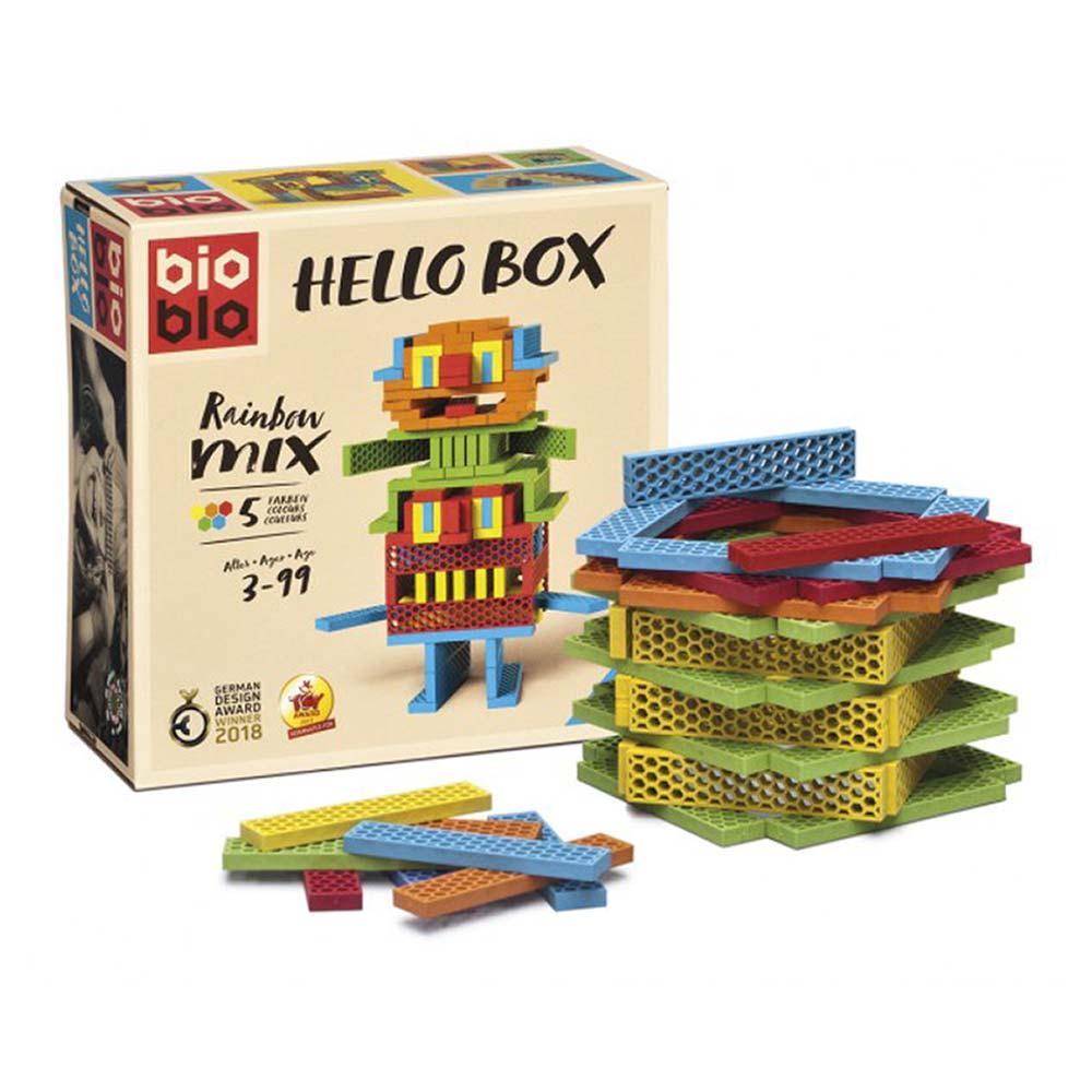 Piatnik Bioblo kocke Hello Box 100 kock