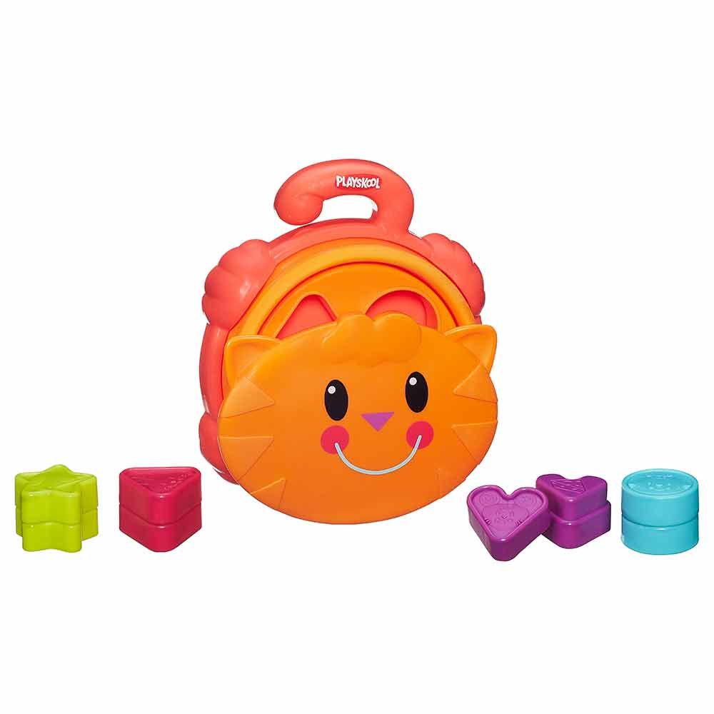 Playskool Pop-up sortirnik oblik