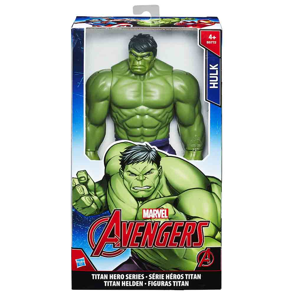 Titanski heroji Hulk figura 30 cm