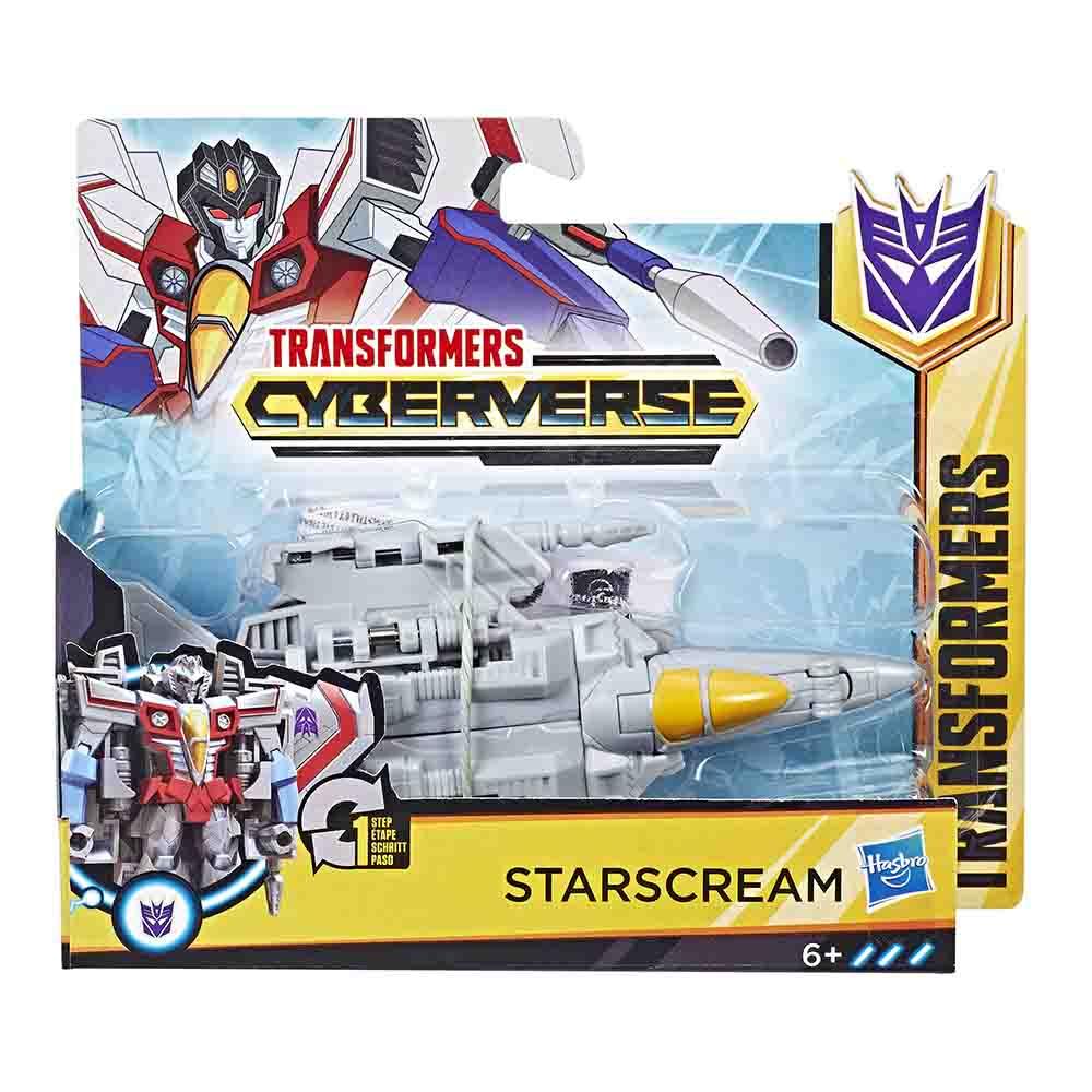 Transformers Cyberverse Starscream 10cm