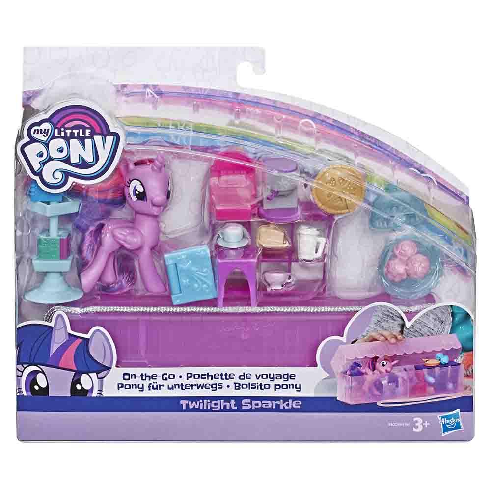 My Little Ponny potovalna Twillight