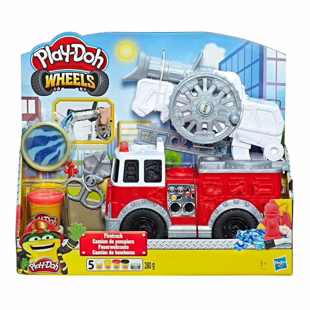 Play-Doh Wheels gasilsko vozilo
