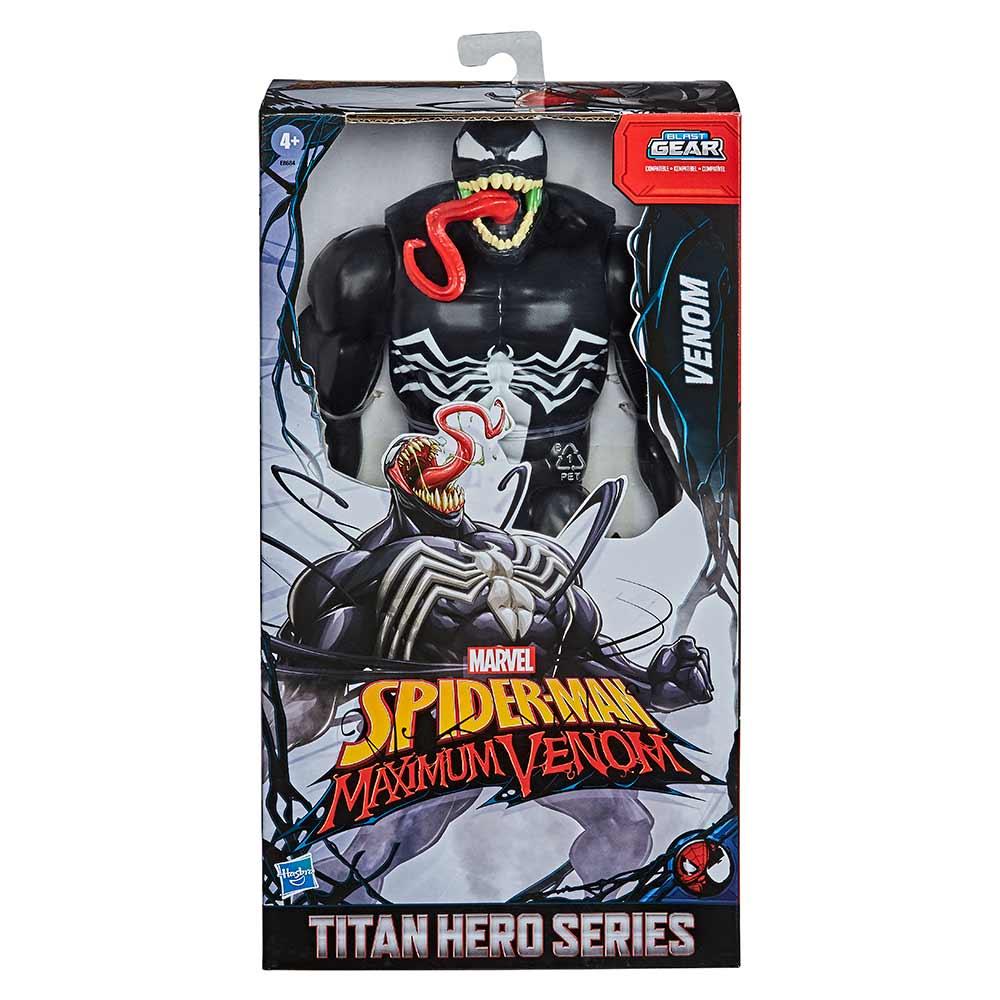 Spider-Man titanski heroj Max Venom 35cm