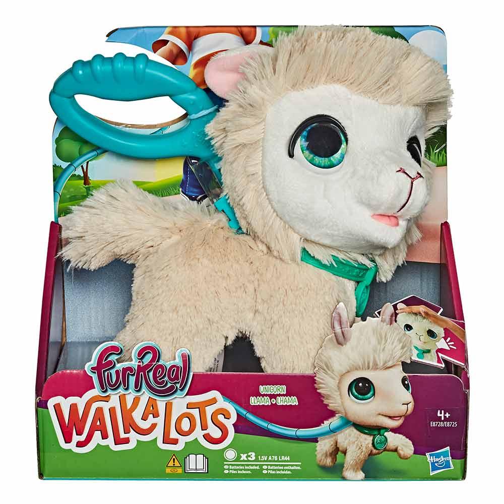 Furreal Walkalots velik ljubljenček lama