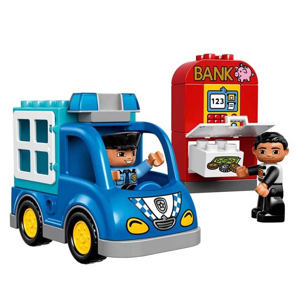 LEGO Duplo Policijska patrulja