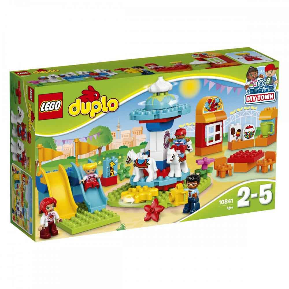 LEGO Duplo Zabavni družinski sejem