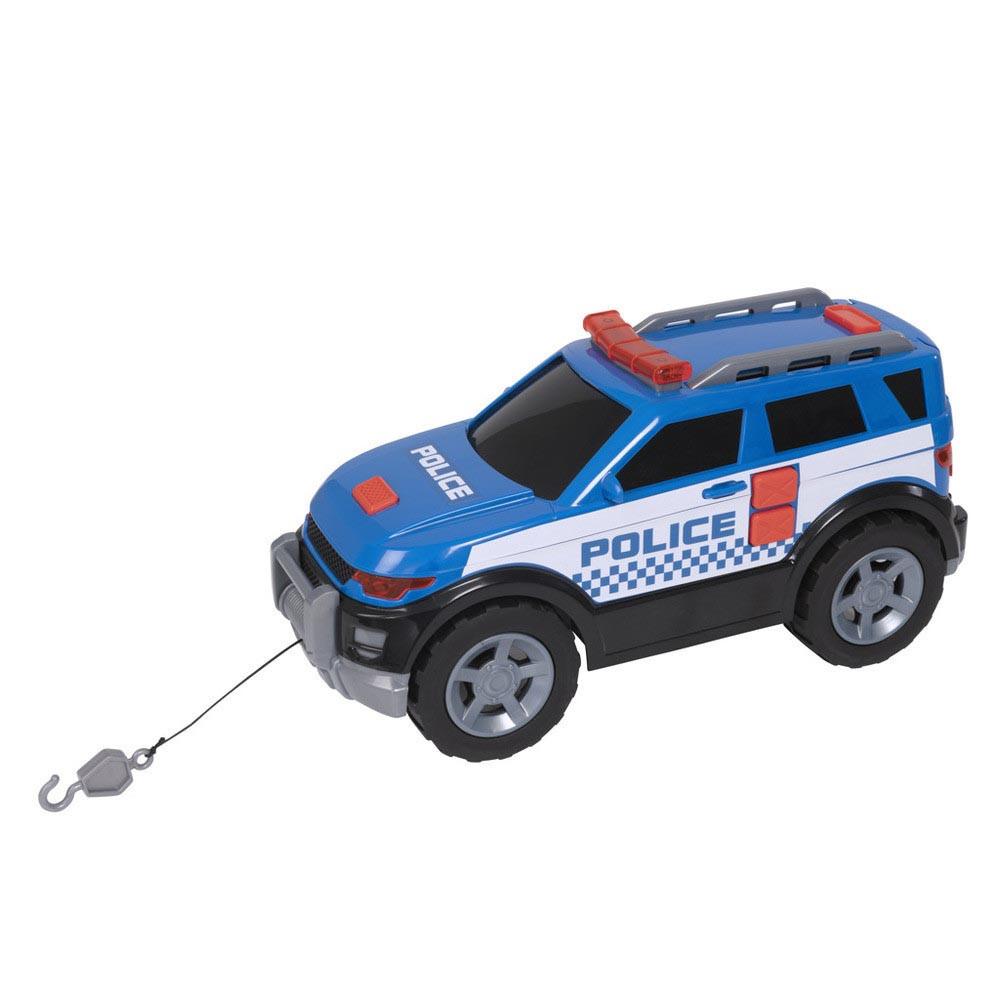 TZ vozila maxi policijski avto 4x4