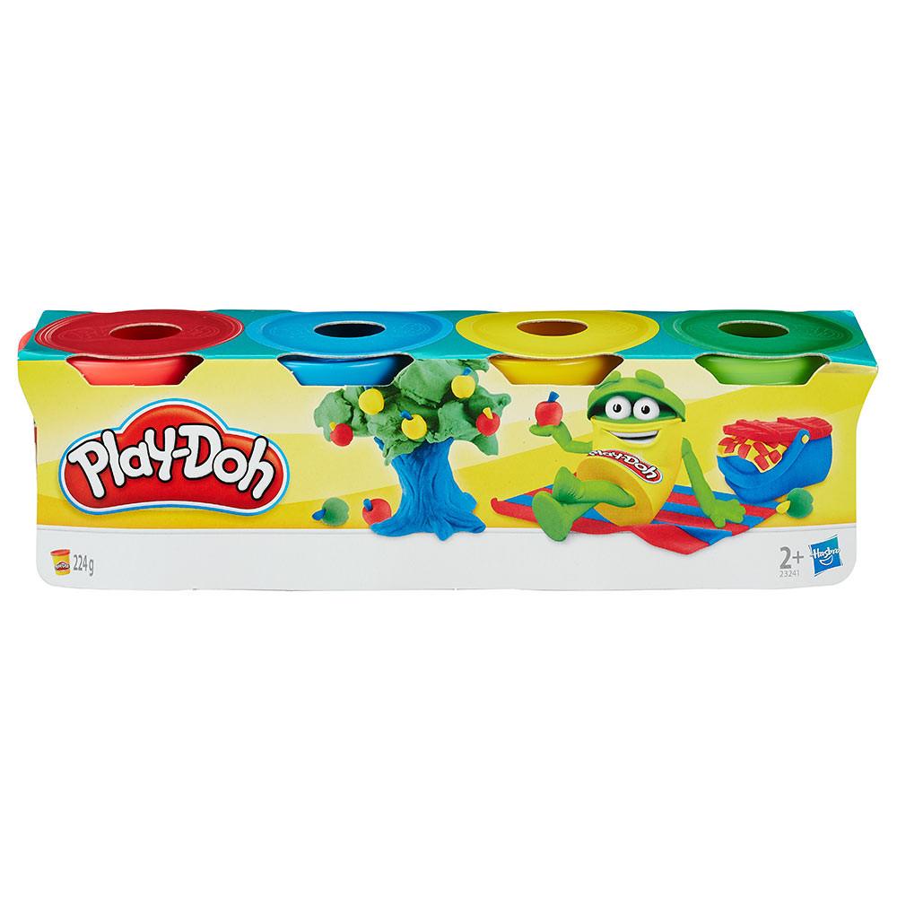 Play-Doh mini 4-pack