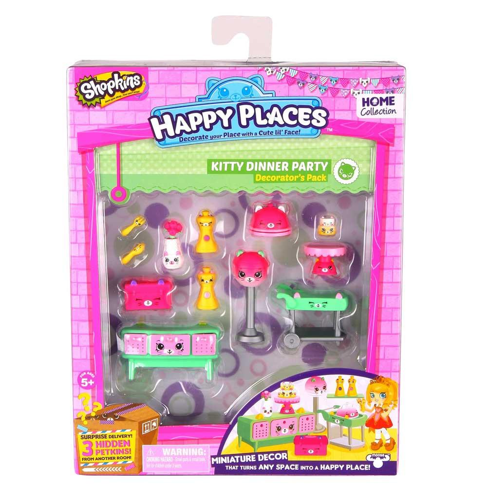Happy Plces dekor pakiranje II.