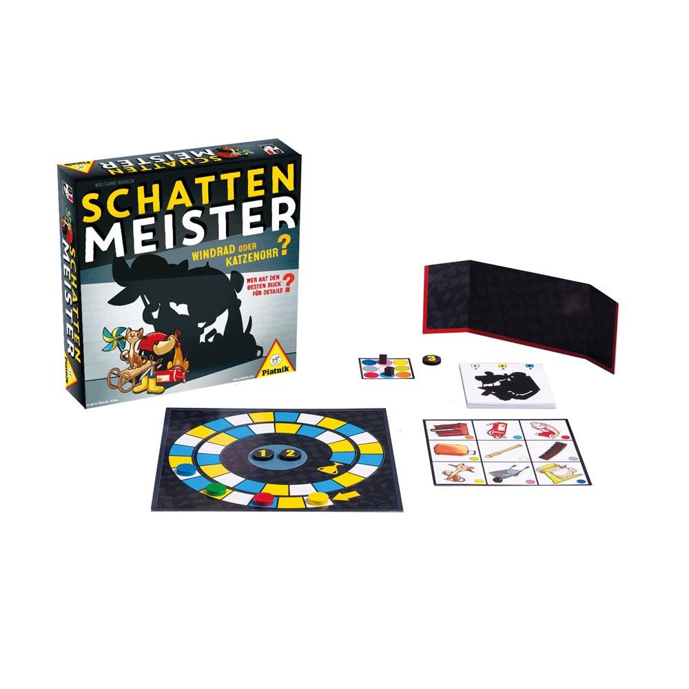 Piatnik družabna igra Shadow master