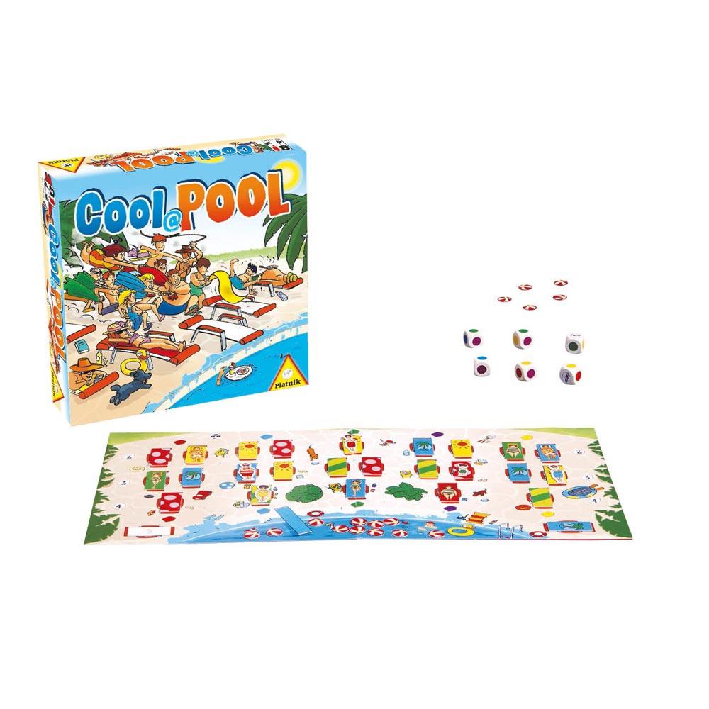 Piatnik družabna igra Cool am Pool