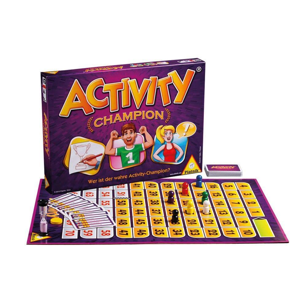 Piatnik Activity Champion družabna igra