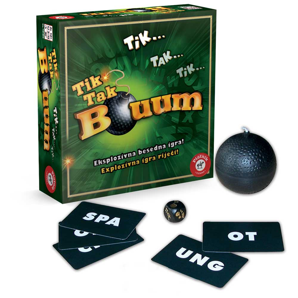 Tik Tak Boom