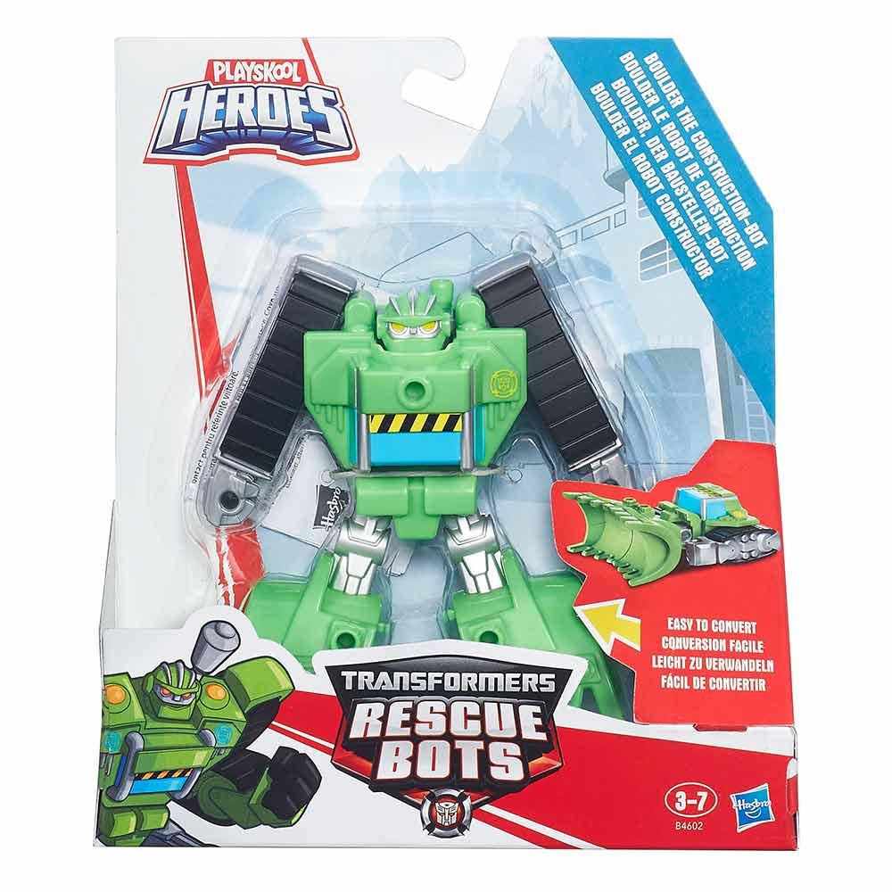 Playskool Transformers Boulder 11 cm