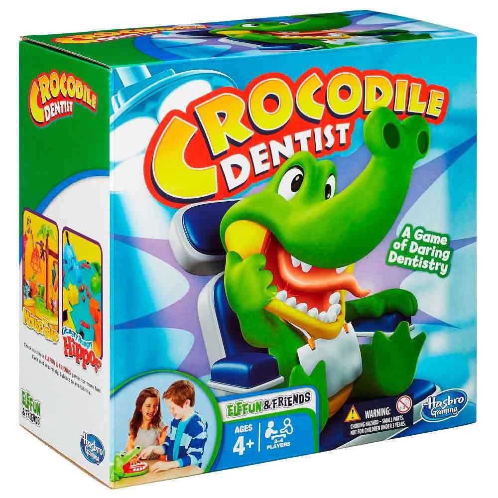 Krokodilji zobozdravnik družabna igra