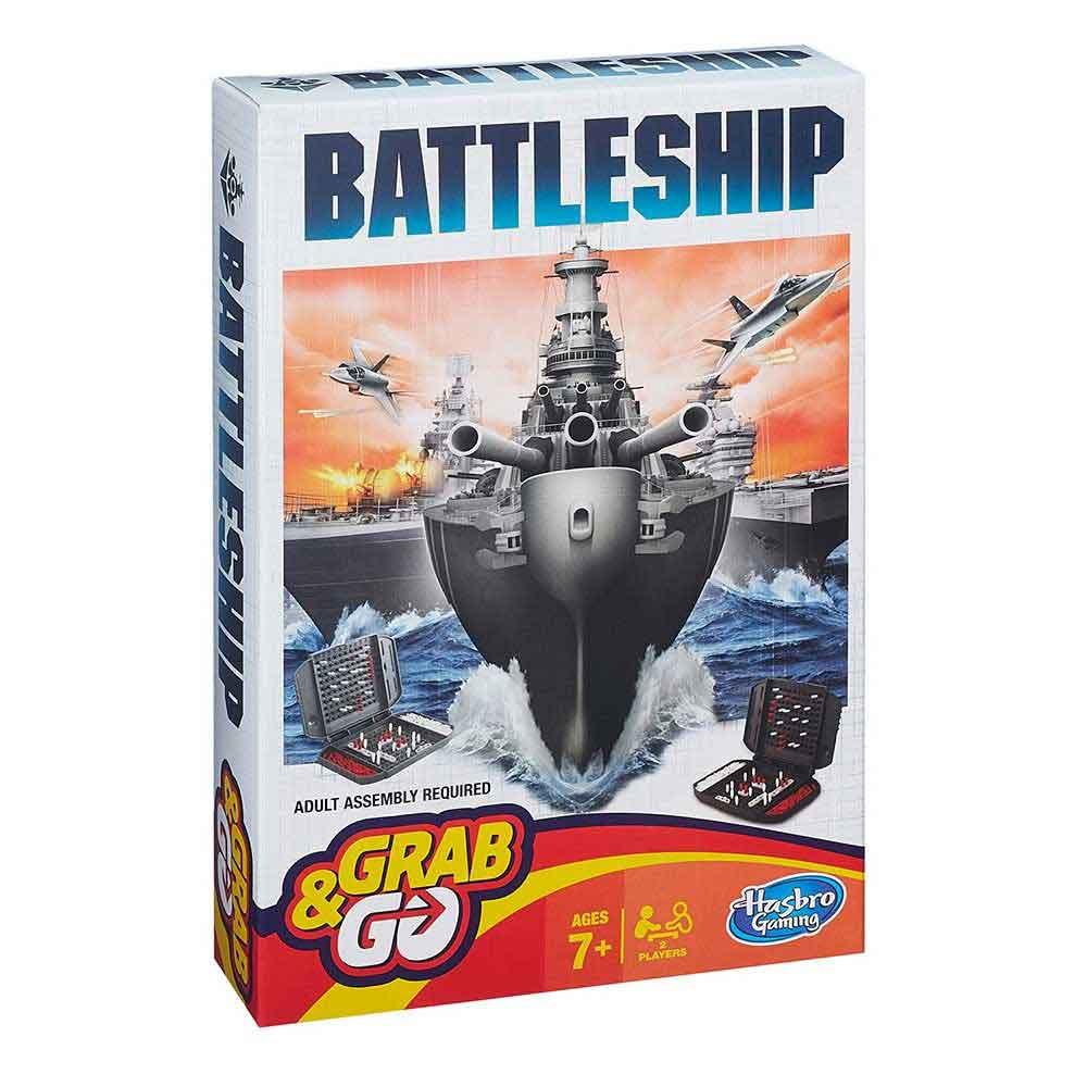 Battleship potovalna družabna igra