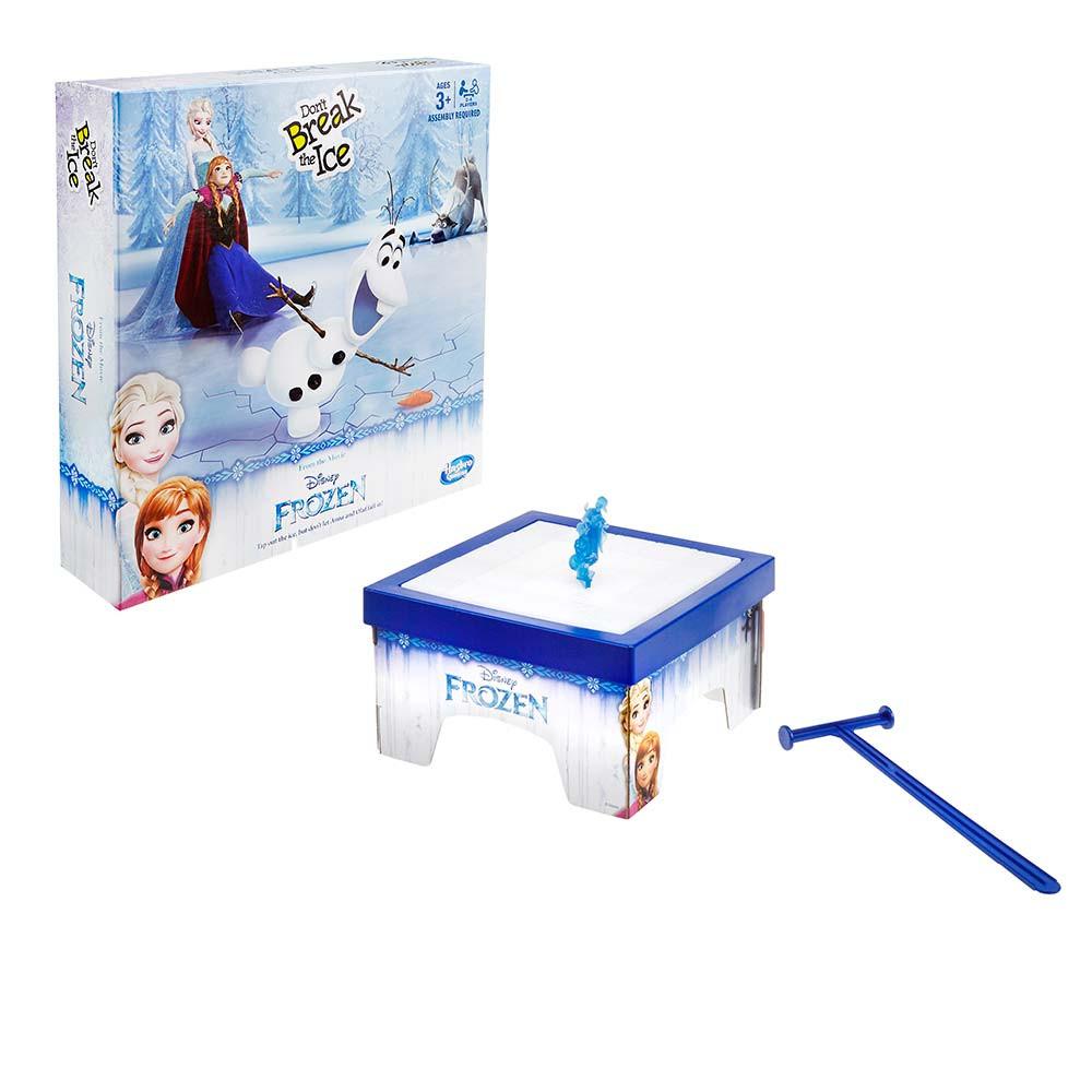 Frozen Dont break the ice družabna igra