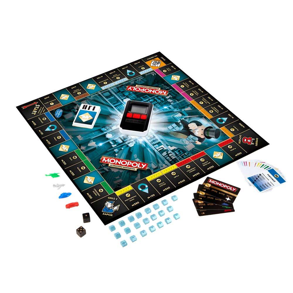 Monopoly elektronsko bančništvo