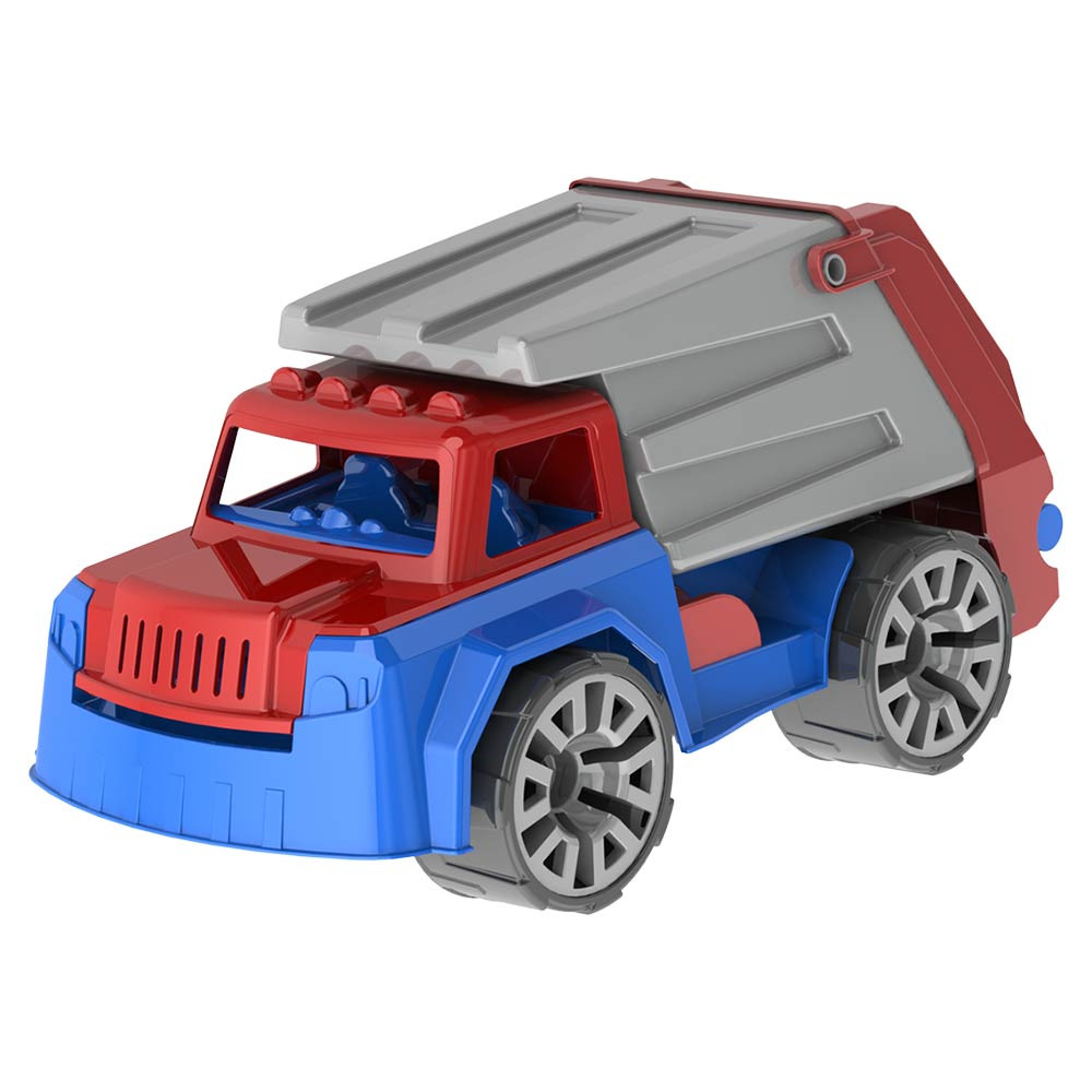 Tovornjak smetarski s figuro