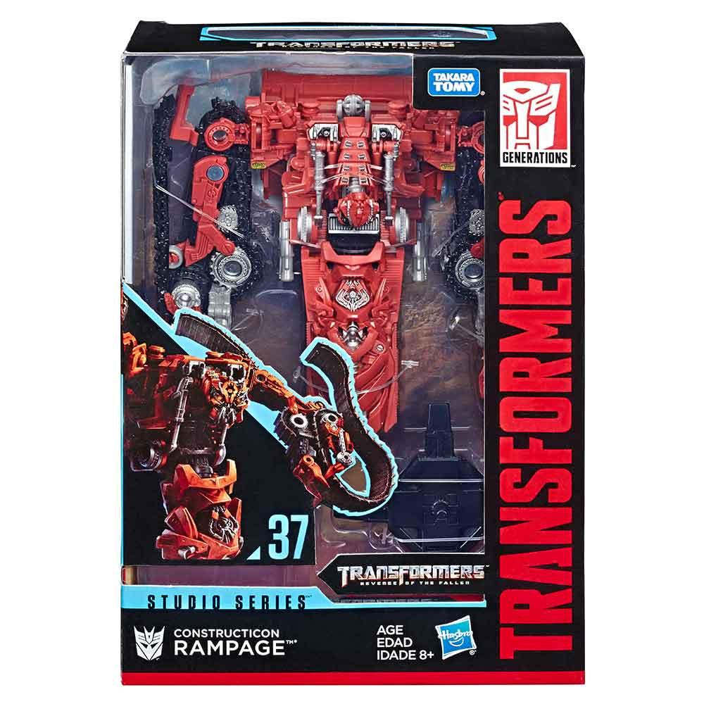 Transformers Voyager Rampage 16 cm