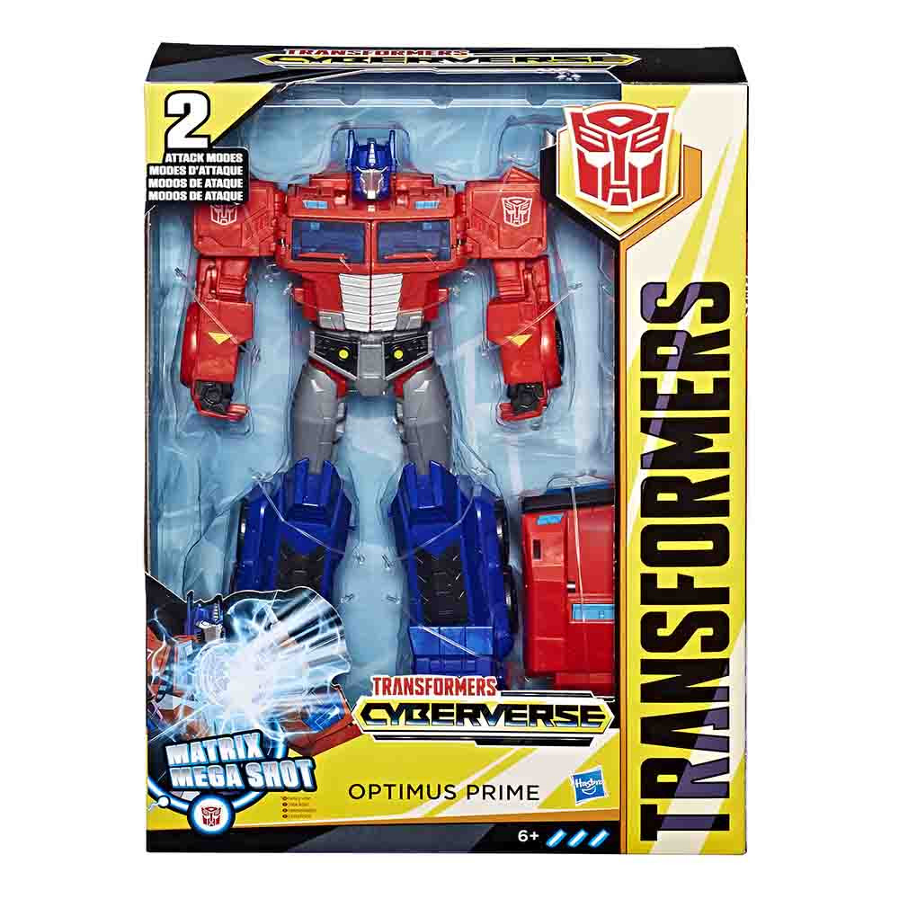 Transformers Optimus Prime figura 30 cm