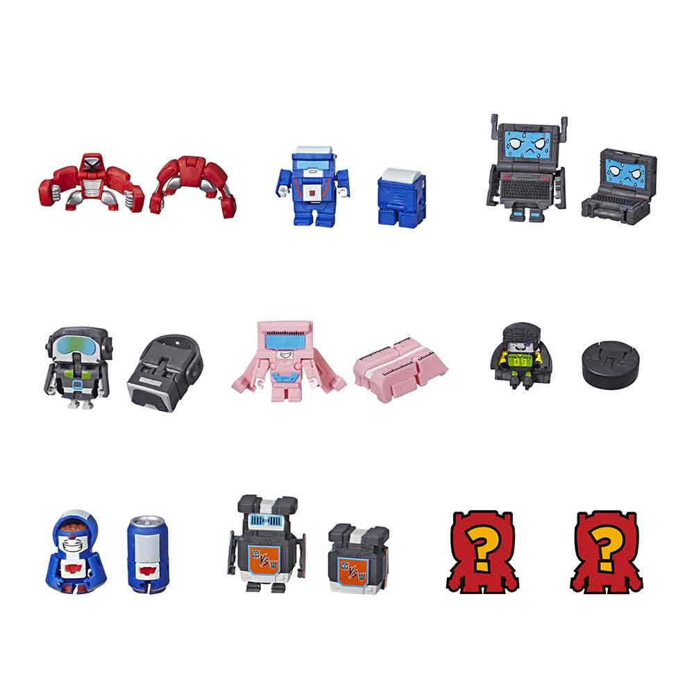 Transformers Botbots figure 5 kos