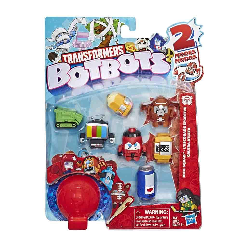 Transformers Botbots figure 8 kos