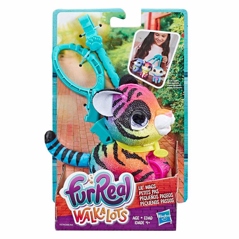 Furreal Walkalots ljubljenček tigerček
