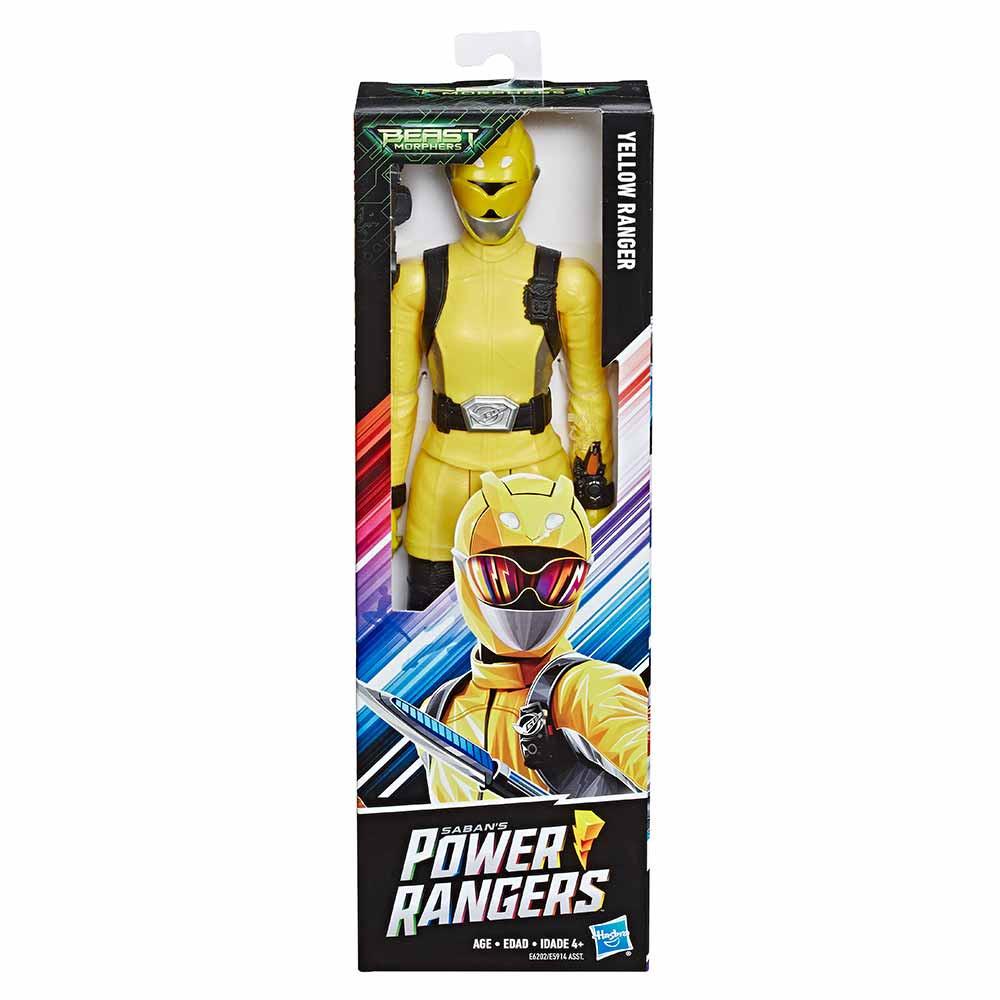 Power Rangers figura Rumen Ranger 30cm