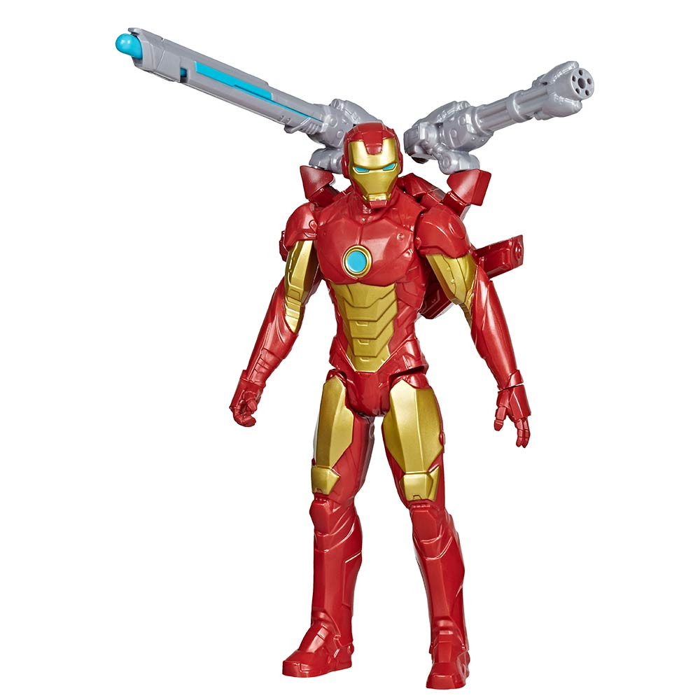 Avengers Blast and Gear Iron Man 30cm