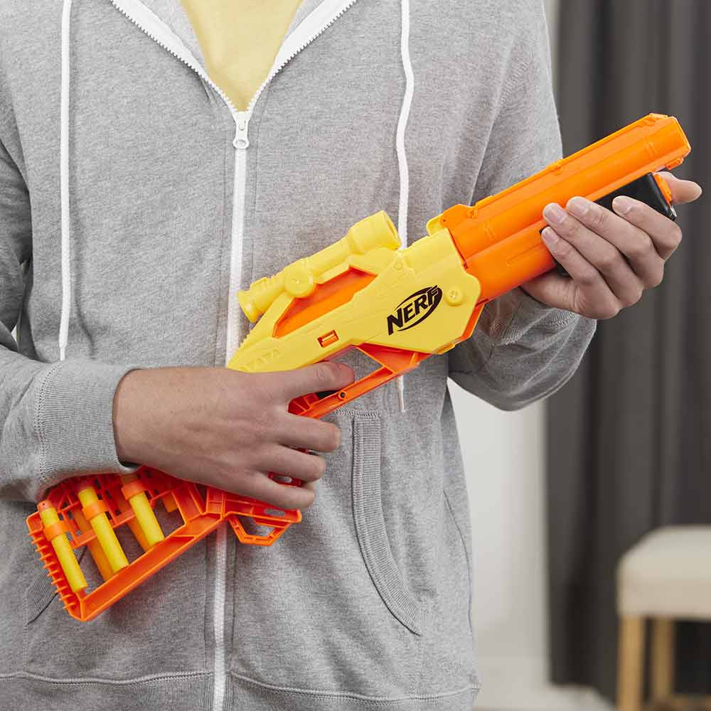 Nerf Alpha Strike Lynx in Stinger set
