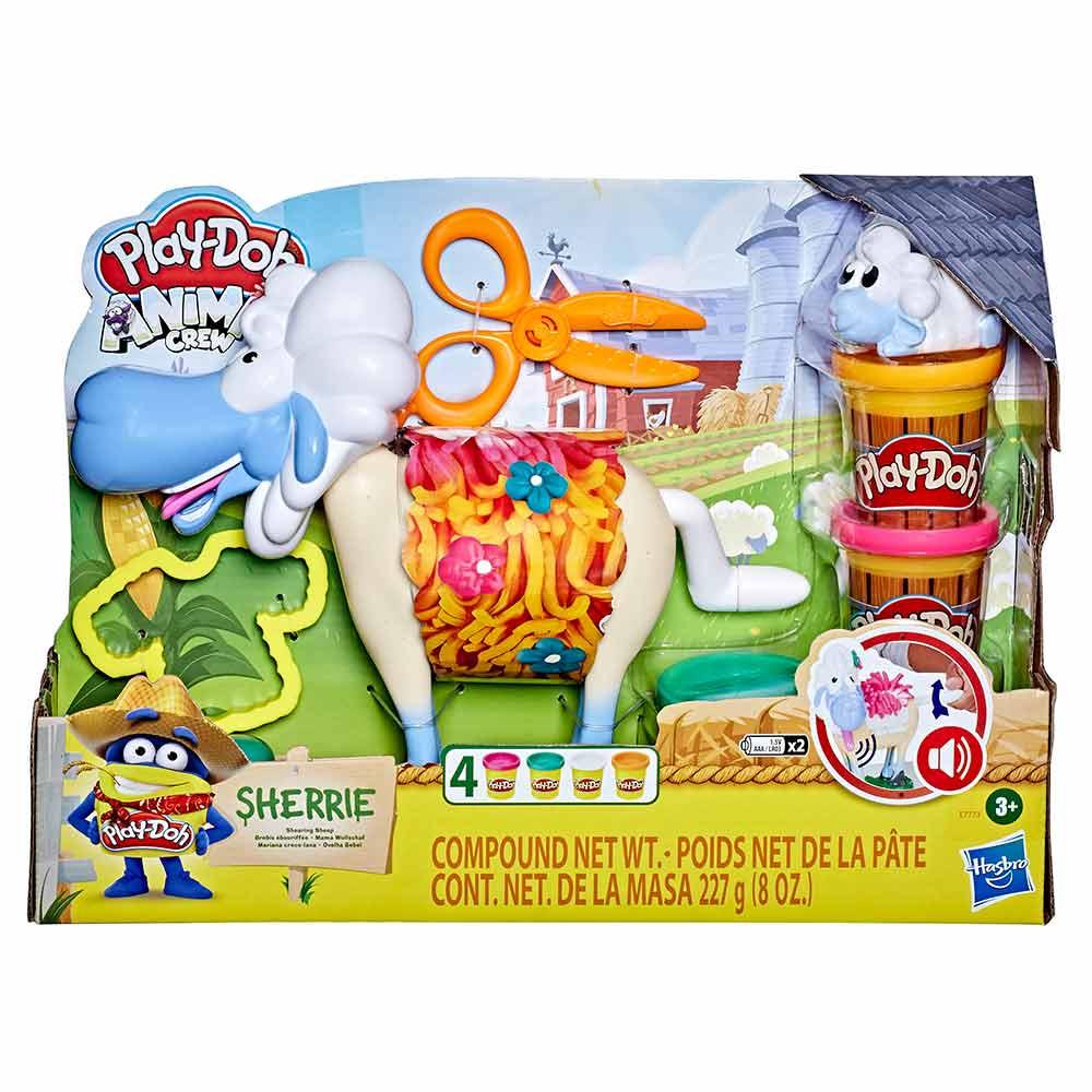 Play-Doh živali set ovčka za striženje