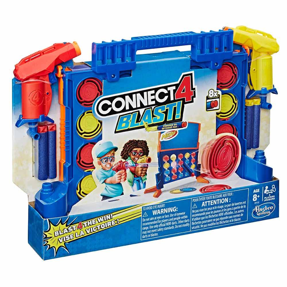 Connect 4 blast družabna igra
