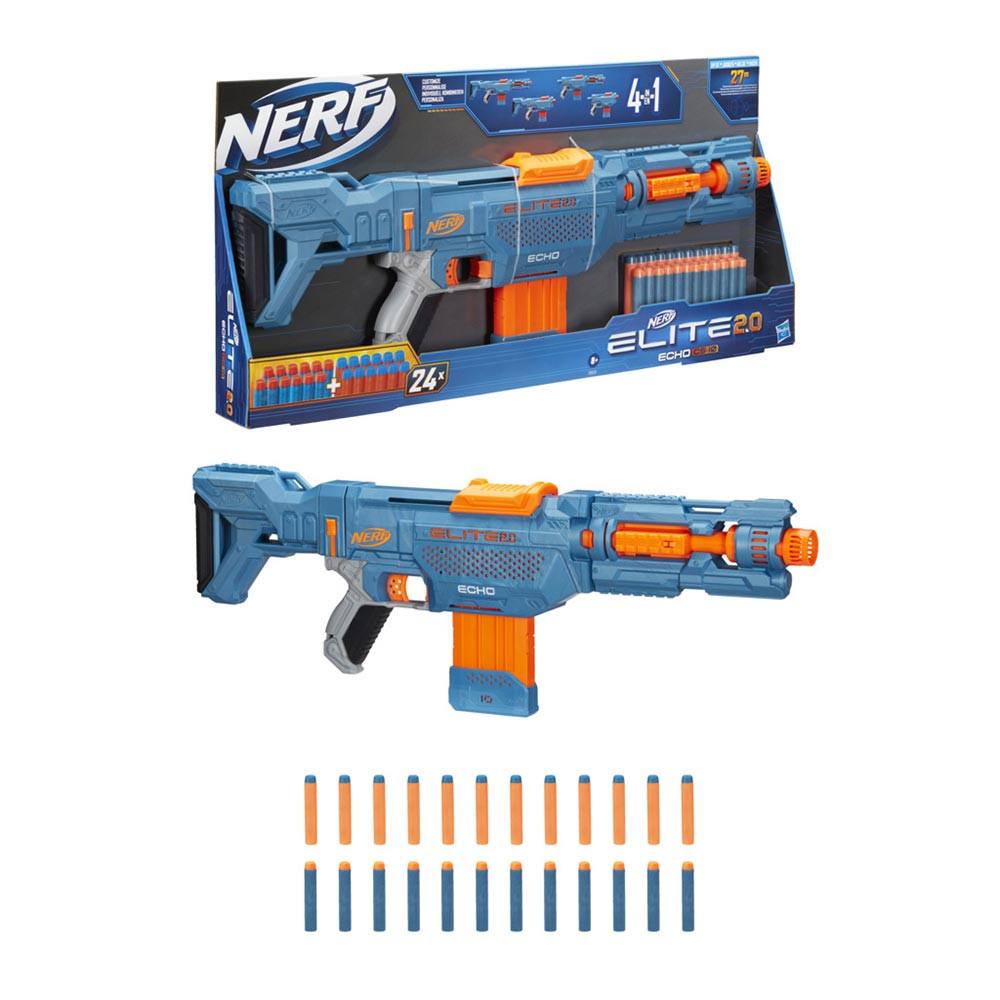 Nerf Elite 2.0 Echo CS 10 ročni metalec
