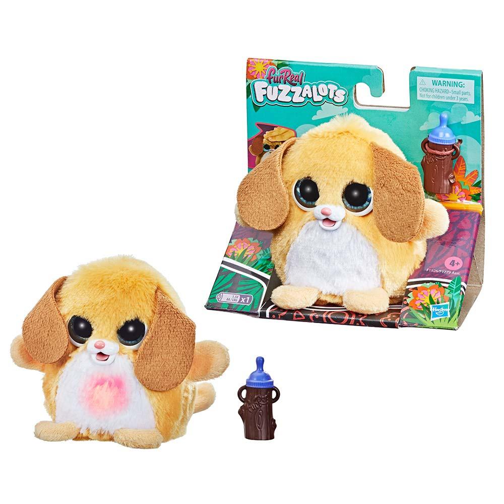 FurReal Fuzzalots lačen ljubljenček kuža