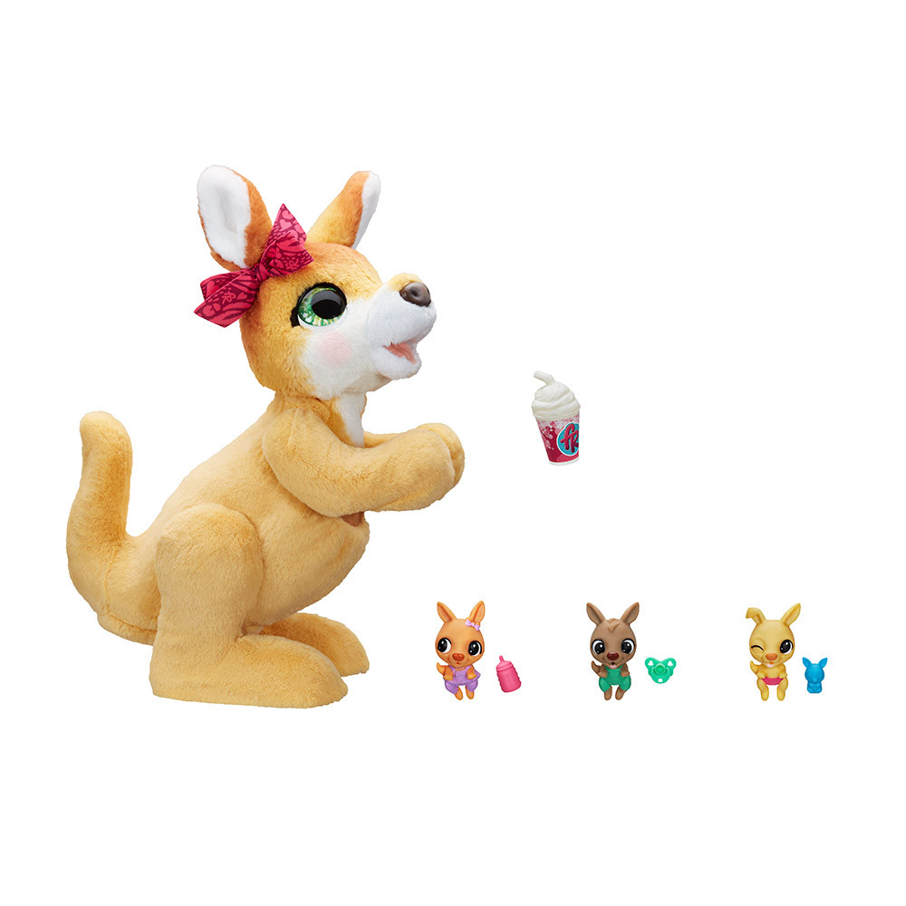 FurReal interaktivni kenguru Mama Josie