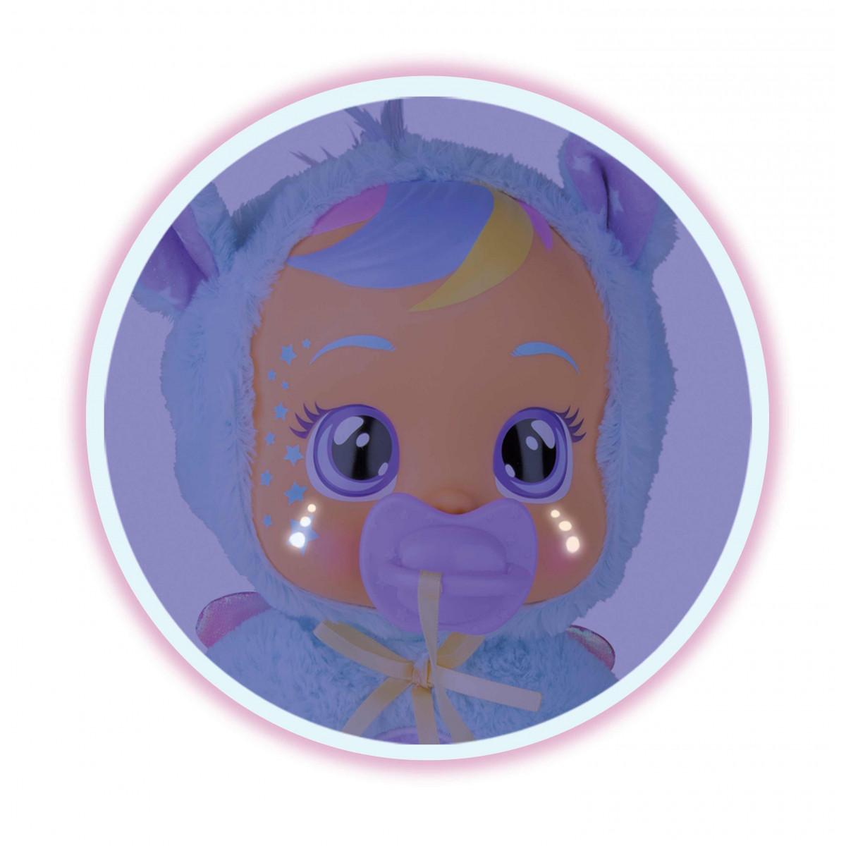 Cry Babies dojenček Good Night Jenna