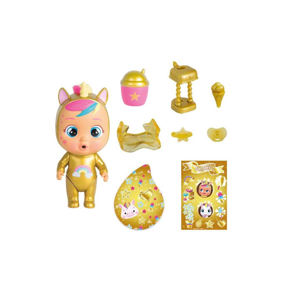 Cry Babies mini punčke zlata serija