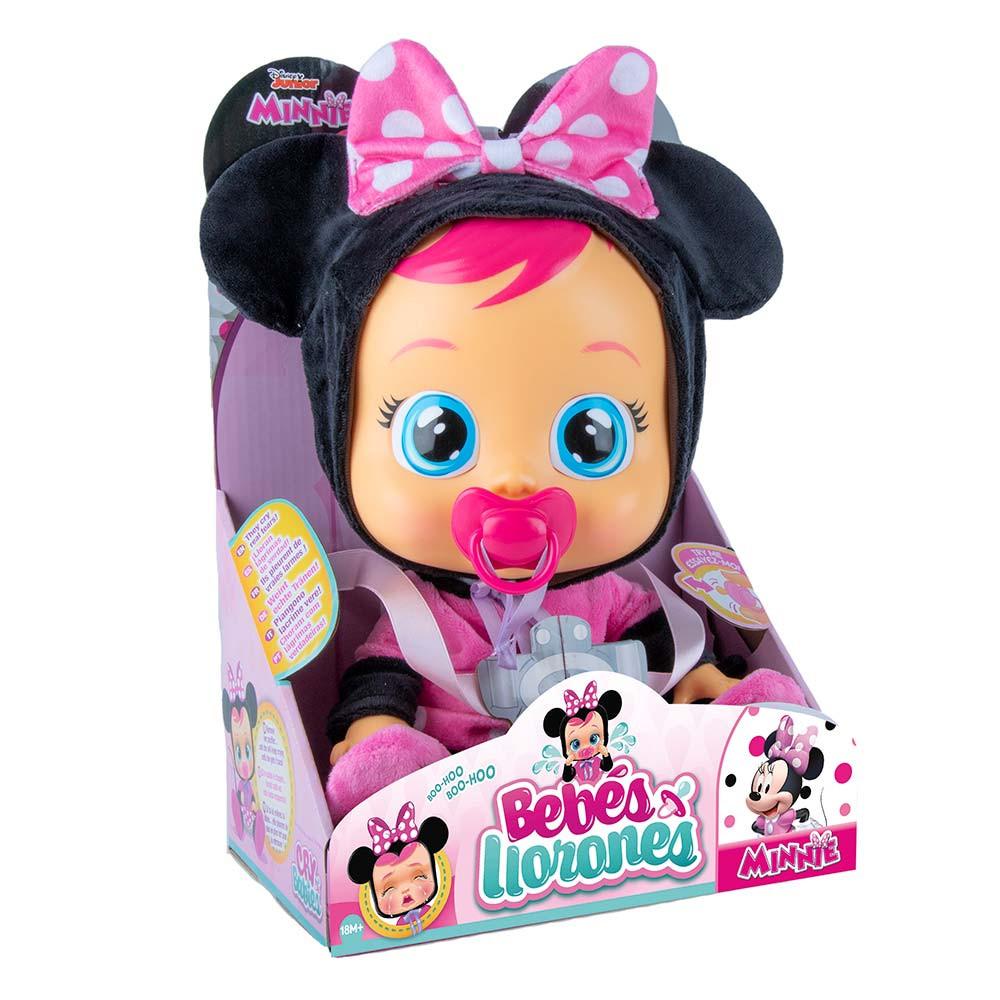 Cry Babies jokajoča dojenčica Minnie
