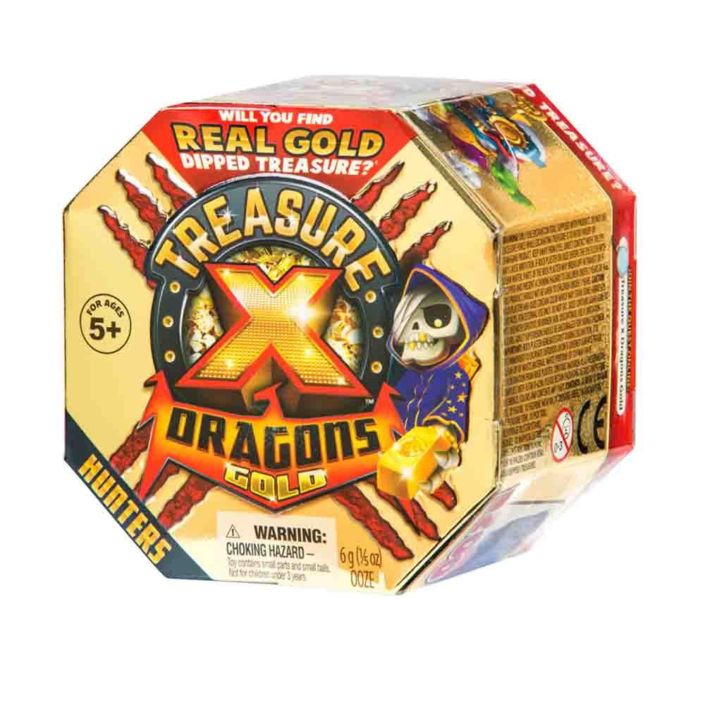 Zaklad X zmajevo zlato - lovci
