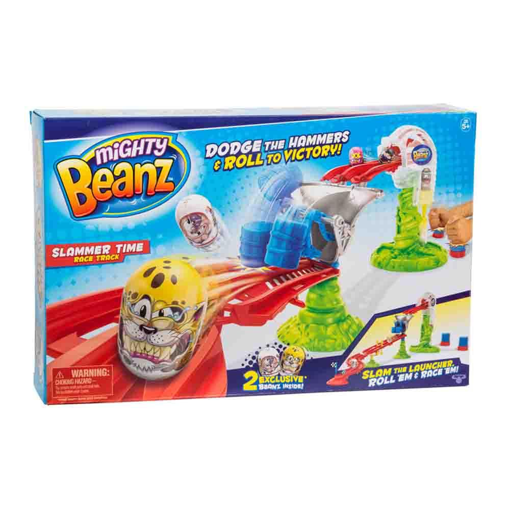Mighty Beanz udarno dirkališče