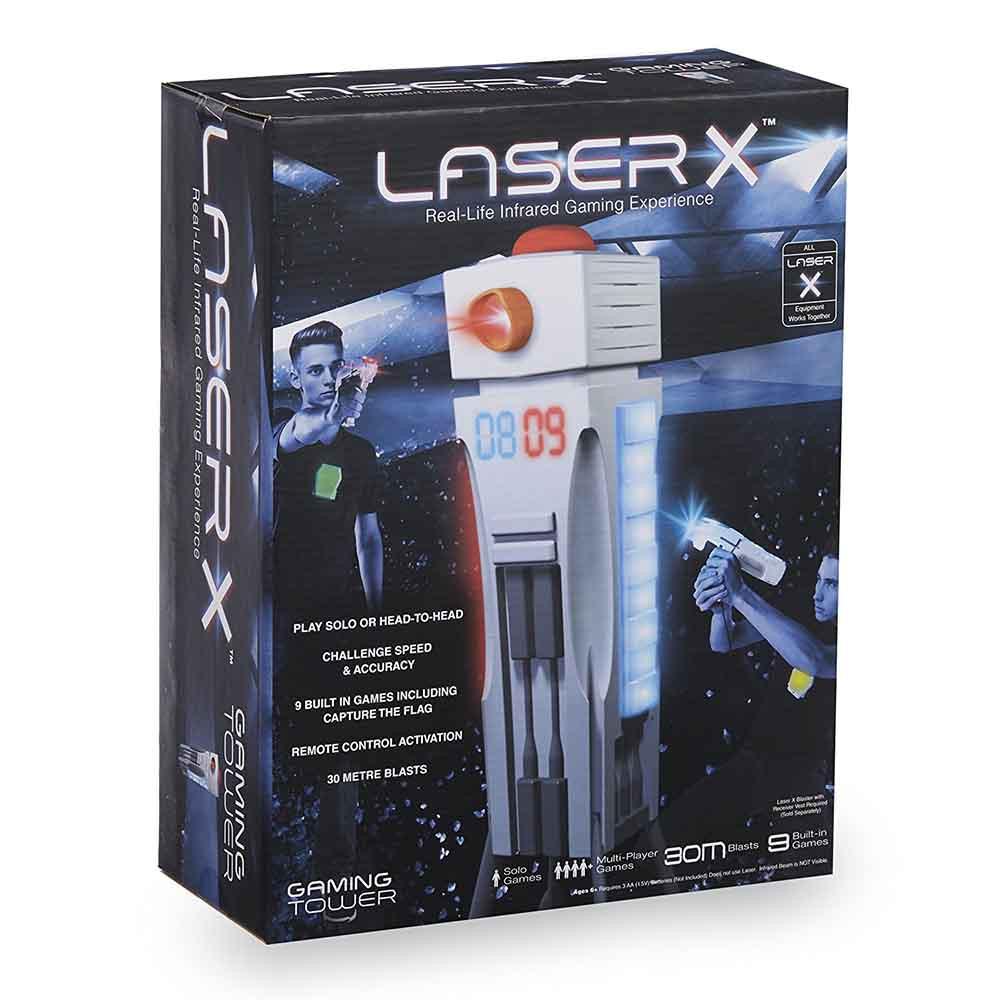 Laser X stolp set
