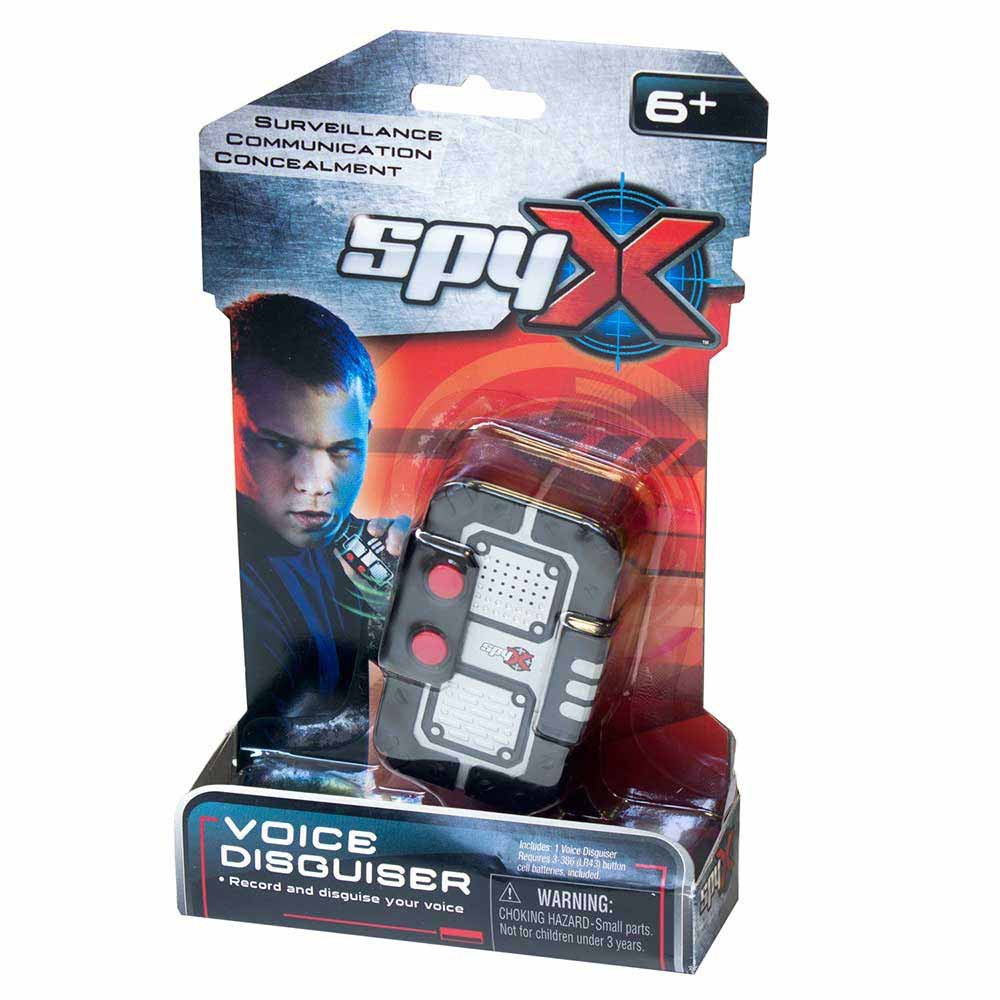 Spy X vohunski set modifikator glasu