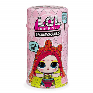 LOL krogla presenečenja Hair goals