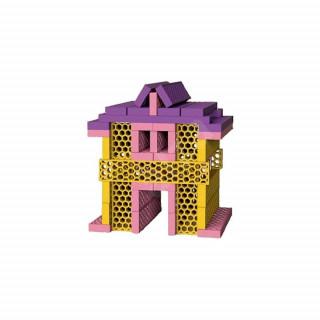 Piatnik Bioblo kocke Sweet home 40 kock