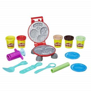Play-Doh kuhinja hamburger zabava