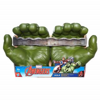 Avengers super rokavice Hulk