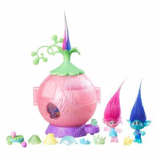 Trolls Poppyjin strok za kronanje