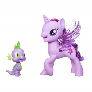 My Little Pony Twilight Sparkle in Spike